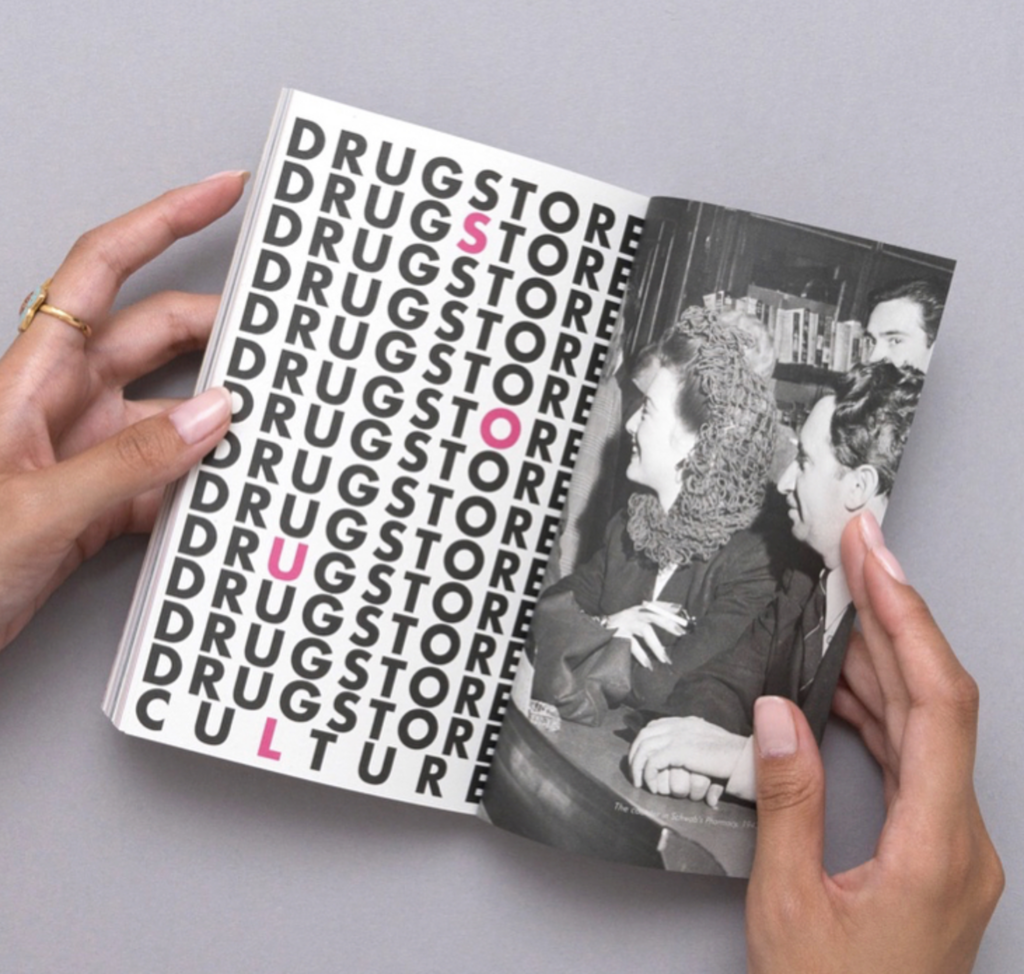 Drugstore culture issue 0 Charles Finch