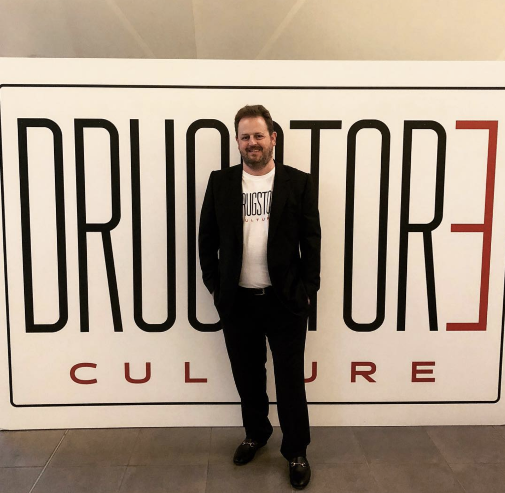 Charles Finch Launch Drugstore Culture